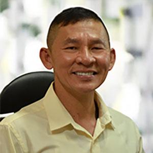 Cdr. Gornsana (Legal Consultant)